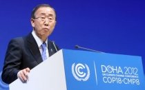 , Unin Europea, Ban Ki moon, Cumbre de Cambio Climtico