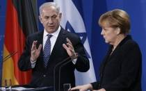 , ONU, Angela Merkel, Palestina, Israel, Benjamin Netanyahu, Alemania
