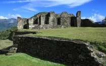 restos arqueolgicos, Canatur, Choquequirao