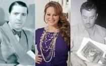 Pedro Infante, Carlos Gardel, Jenni Rivera