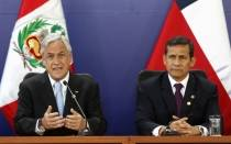 Ollanta Humala, Sebastin Piera
