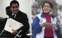 Ollanta Humala, Susana Villarn, Fredy Otrola