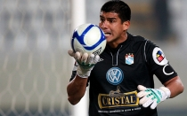 Erick Delgado, Ftbol peruano, Sporting Cristal, Juan Aurich
