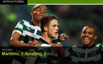 Ftbol portugus, Sporting de Lisboa, Andr Carrillo, Copa de la Liga, Portugal