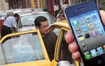 Taxis, Smartphones, Blackberry, Android, iOS
