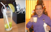 , Recetas, Cocteles, Cena navidea, Cenas navideas, Navidad 2012