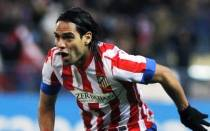 Atlético de Madrid, Radamel Falcao García, Europa League
