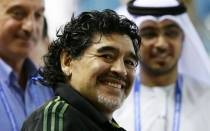 Diego Maradona, Mundial Brasil 2014, Diego Armando Maradona, Seleccin iraqu, Seleccin argentina, Brasil 2014,  Ftbol iraqu