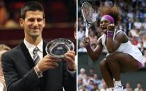 WTA, Novak Djokovic, Serena Williams, ATP, Tenis