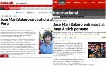 Diario Marca, Diario As, Juan Aurich, Alberto Alba, Descentralizado 2013,  Jos mari Bakero