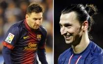 FC Barcelona, Lionel Messi, PSG, , Liga espaola, Ftbol espaol, Zlatan Ibrahimovic, Ftbol francs, Pars Saint Germain