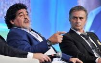 Jos Mourinho, Iker Casillas, Liga espaola, Ftbol espaol, Diego Armando Maradona, Real Madrid