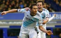 Liga Premier, Frank Lampard, Chelsea FC, Premier League, Everton FC