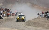 Nasca, , Rally Dakar, Senamhi, Pisco, Rally Dakar 2013