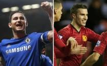 , Frank Lampard, Manchester United, Manchester City, Ftbol ingls, Chelsea FC, Robin van Persie,  Copa FA