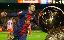 FIFA, FC Barcelona, Lionel Messi, Ftbol espaol, France Football, Baln de Oro