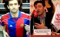 FC Barcelona, Juan Aurich, Descentralizado 2013, Jos Mari Bakero
