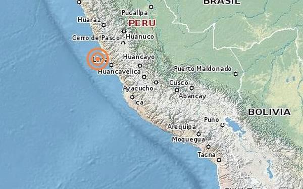 Subsuelo de Áncash hasta Moquegua acumula energía sísmica, revela IGP