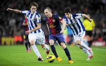 Andrs Iniesta, FC Barcelona, IFFHS
