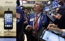 Dow Jones, Wall Street, Apple, iPhone 5