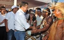 Loreto, Ollanta Humala, Iquitos, Presidencia de la Repblica, Tambos