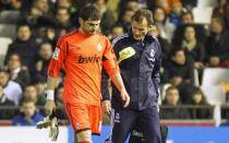 Iker Casillas, Copa del Rey, Real Madrid, Ftbol espaol
