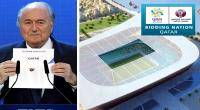 FIFA, Michel Platini, France Football, Qatar 2022