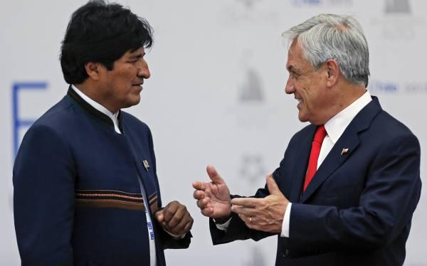 Perú aclara que no intervendrá en el litigio entre Bolivia y Chile