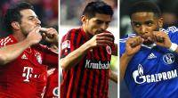 Claudio Pizarro, Bayern Mnich, Jefferson Farfn, Carlos Zambrano, Schalke 04, Eintracht Frankfurt, Seleccin peruana