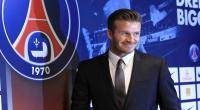 David Beckham, PSG, Paris Saint Germain, Champions League, Valencia CF, Liga de Campeones