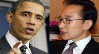 Barack Obama, Lee Myung-bak