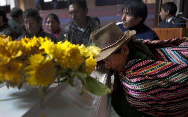 Cusco: 26 familias campesinas pudieron enterrar restos de familiares muertos en década de los 80