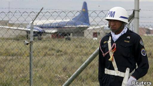 Comisión Europea exige a Bolivia compensar a España por expropiación
