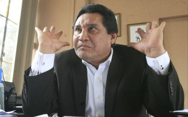 Fiscalía investigó a Carlos Burgos por presunto patrimonio ilícito de S/. 10 mlls.