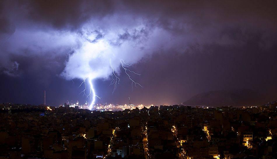 Caos en Grecia e Italia por un temporal inesperado 574676