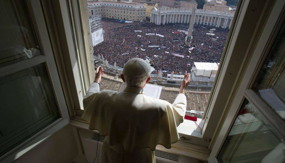 CRONOLOGÍA: los momentos claves en el pontificado de Benedicto XVI