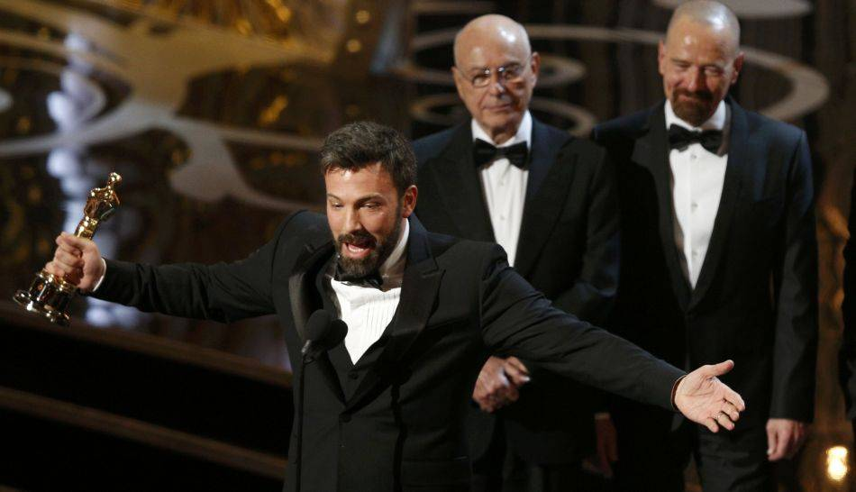 Oscars 2013, Oscar, Ben Affleck, Argo, awards, cinema, film, Hollywood