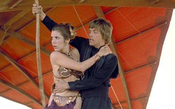 Hospitalizan a la Princesa Leia por un trastorno bipolar