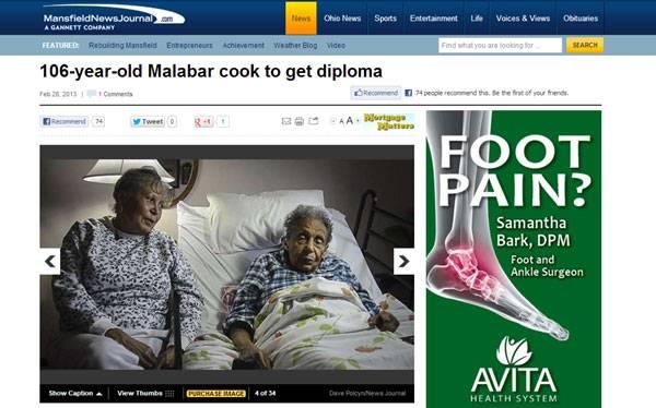 EE.UU.: Mujer de 106 años obtendrá por fin su diploma escolar