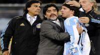 Lionel Messi, Diego Armando Maradona