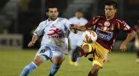Deportes Tolima, Real Garcilaso, Yoshiro Salazar, Copa Libertadores 2013, Rolando Bogado