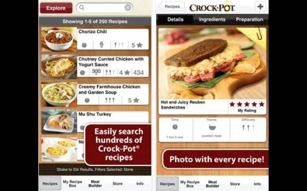 Las cinco mejores aplicaciones para cocinar