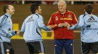 Vicente del Bosque, Copa del Mundo, Sudfrica 2010, Seleccin espaola, Eurocopa 2012