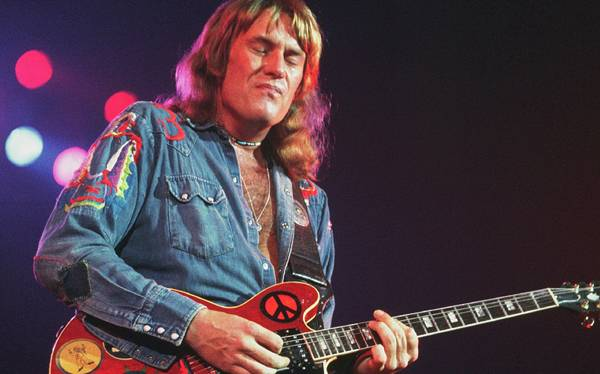 El guitarrista Alvin Lee muri tras una intervencin quirrgica de rutina