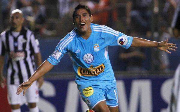 Sporting Cristal se dej empatar 2-2 por Libertad en Asuncin 