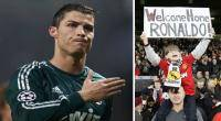 Champions League, Cristiano Ronaldo, Manchester United, Real Madrid, Liga de Campeones,  Old Trafford