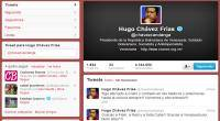 Venezuela, Hugo Chvez, Twitter, Muri Hugo Chvez, Venezuela sin Hugo Chvez, Twitonomy
