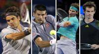 Tenis, Roger Federer, Rafael Nadal, Andy Murray, Indian Wells,  Masters 1000,  Novak  Djokovic