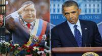 Barack Obama, Hugo Chvez