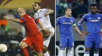 Europa League, Inter de Miln, Chelsea FC,  Euroliga,  Tottenham Hostpur
